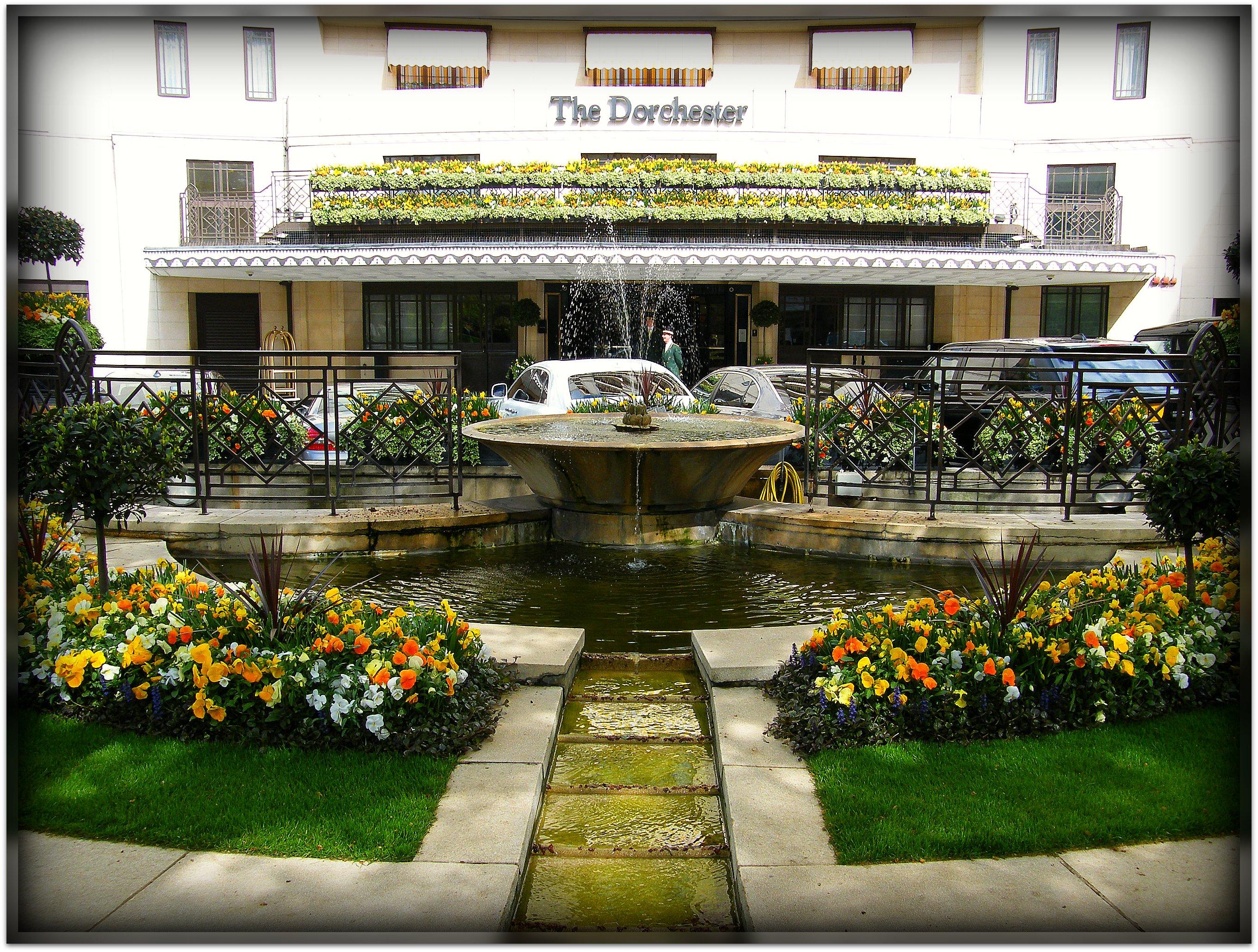 Hyde Park Hotel London Knightsbridge