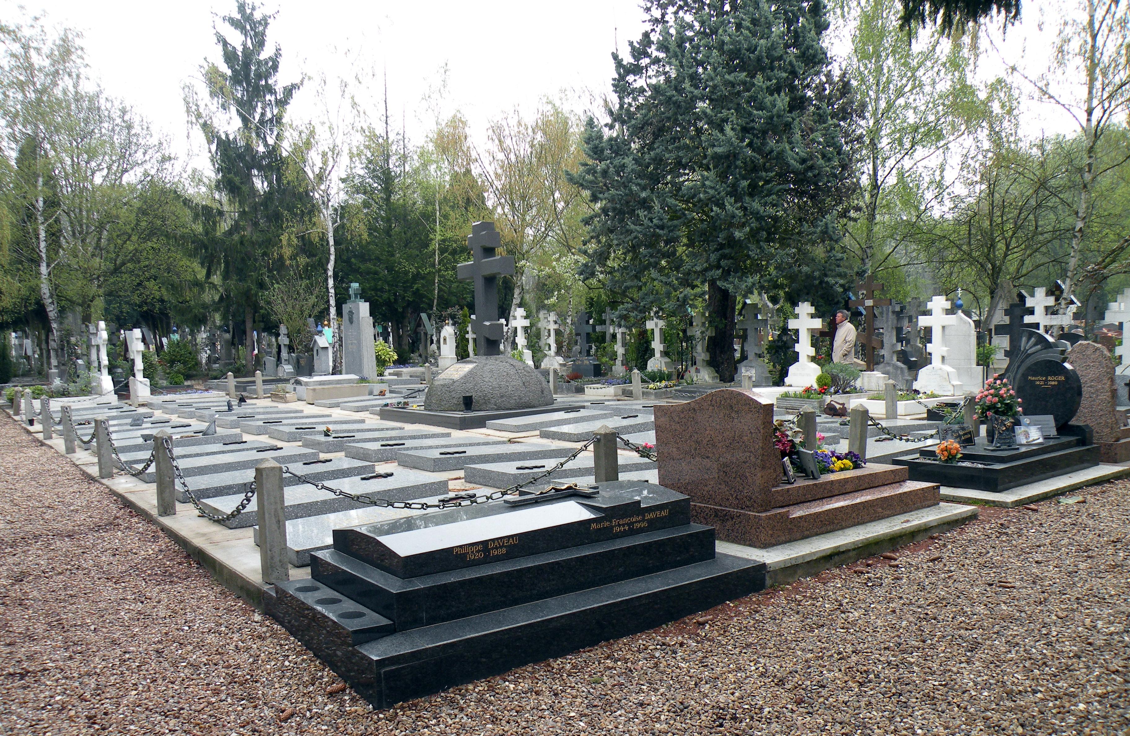 sainte genevi ve des bois russian cemetery wikiwand. Black Bedroom Furniture Sets. Home Design Ideas