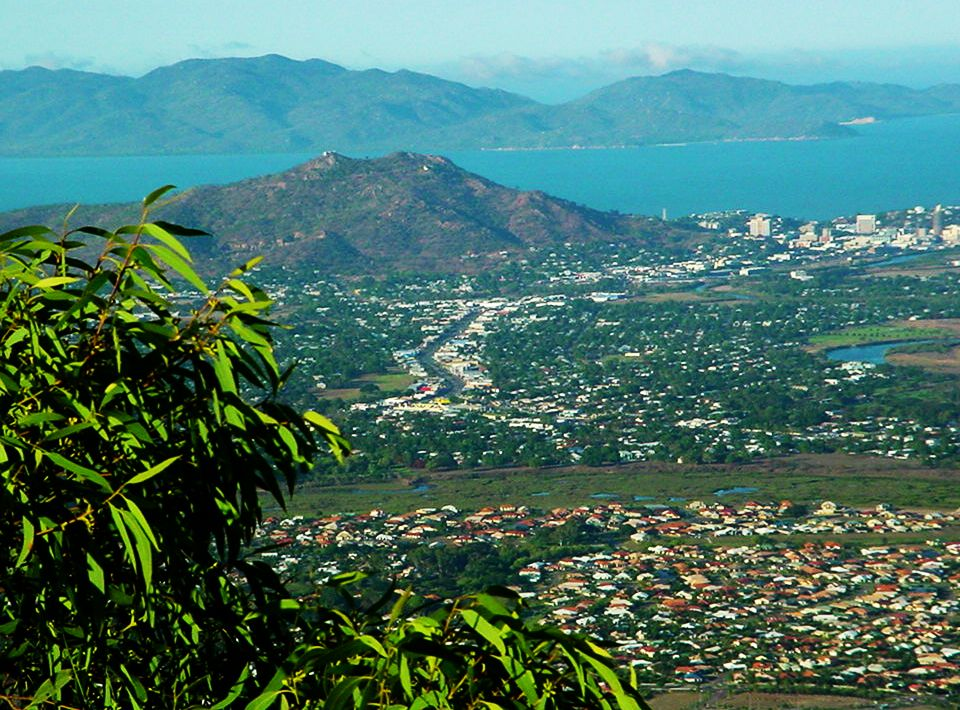 Townsville Australia  City new picture : Townsville Queensland Australia. Townsville qld au view to