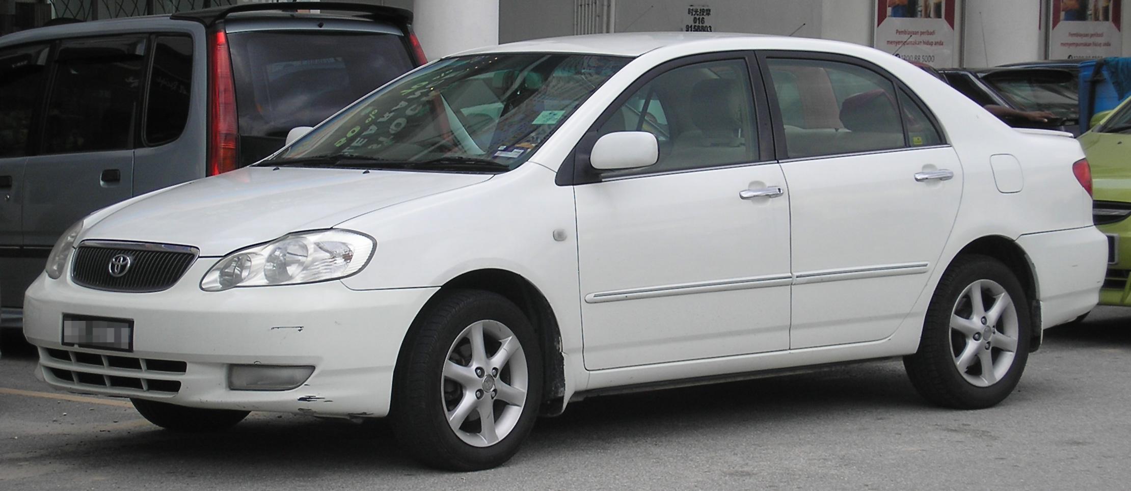 Kekurangan Toyota Altis 2007 Review