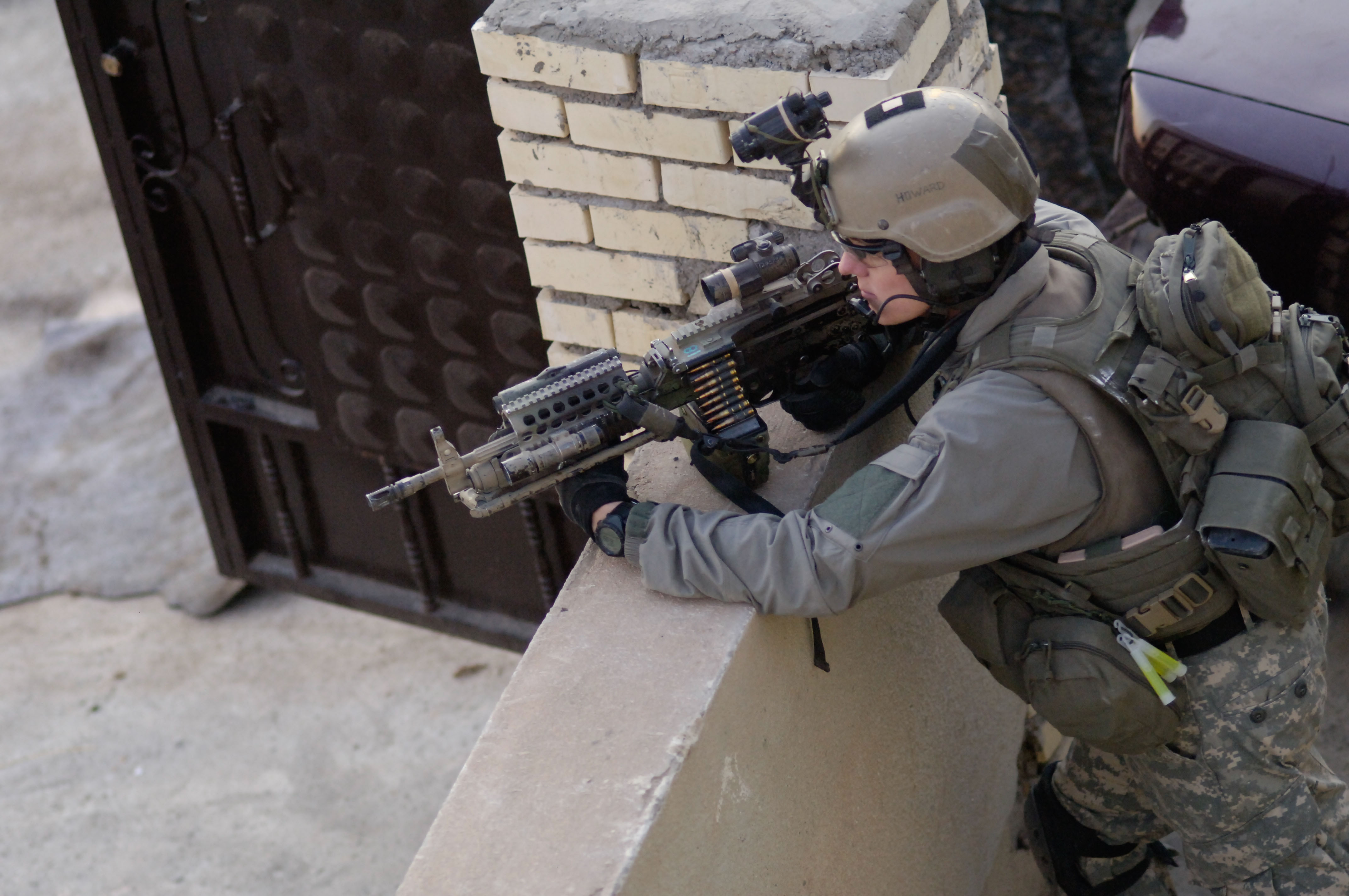 file u s army ranger 2nd battalion 75th ranger regiment providing