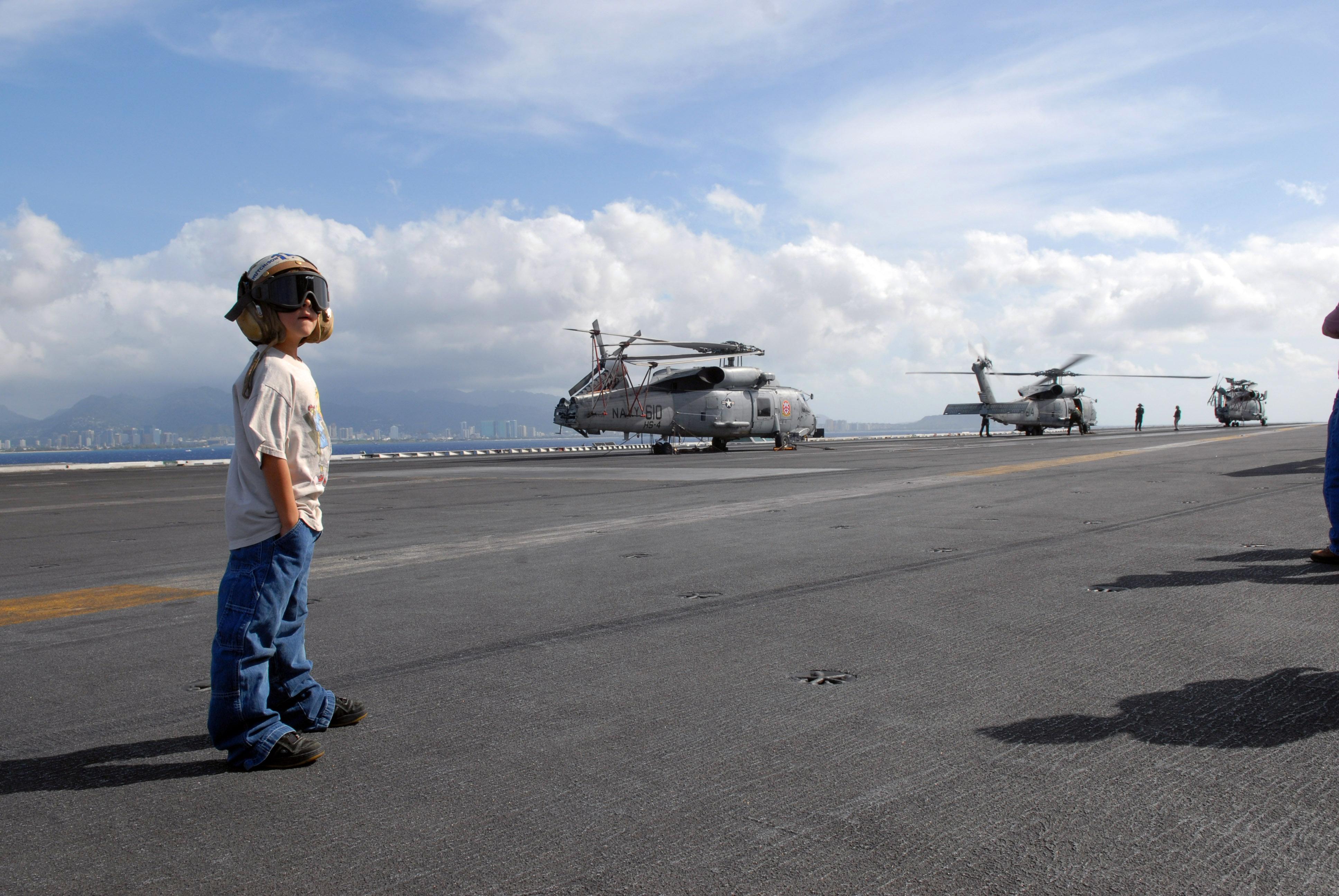 Tiger Cruise Navy