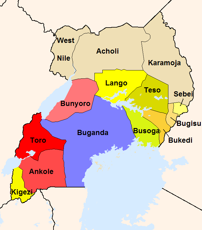 map of africa with countries with File Uganda Protectorate British Administration on Bogota furthermore Europe Map as well Vanuatu furthermore Nepal further Outlinemaplabeled.