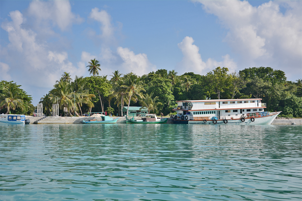 Utheemu Islands