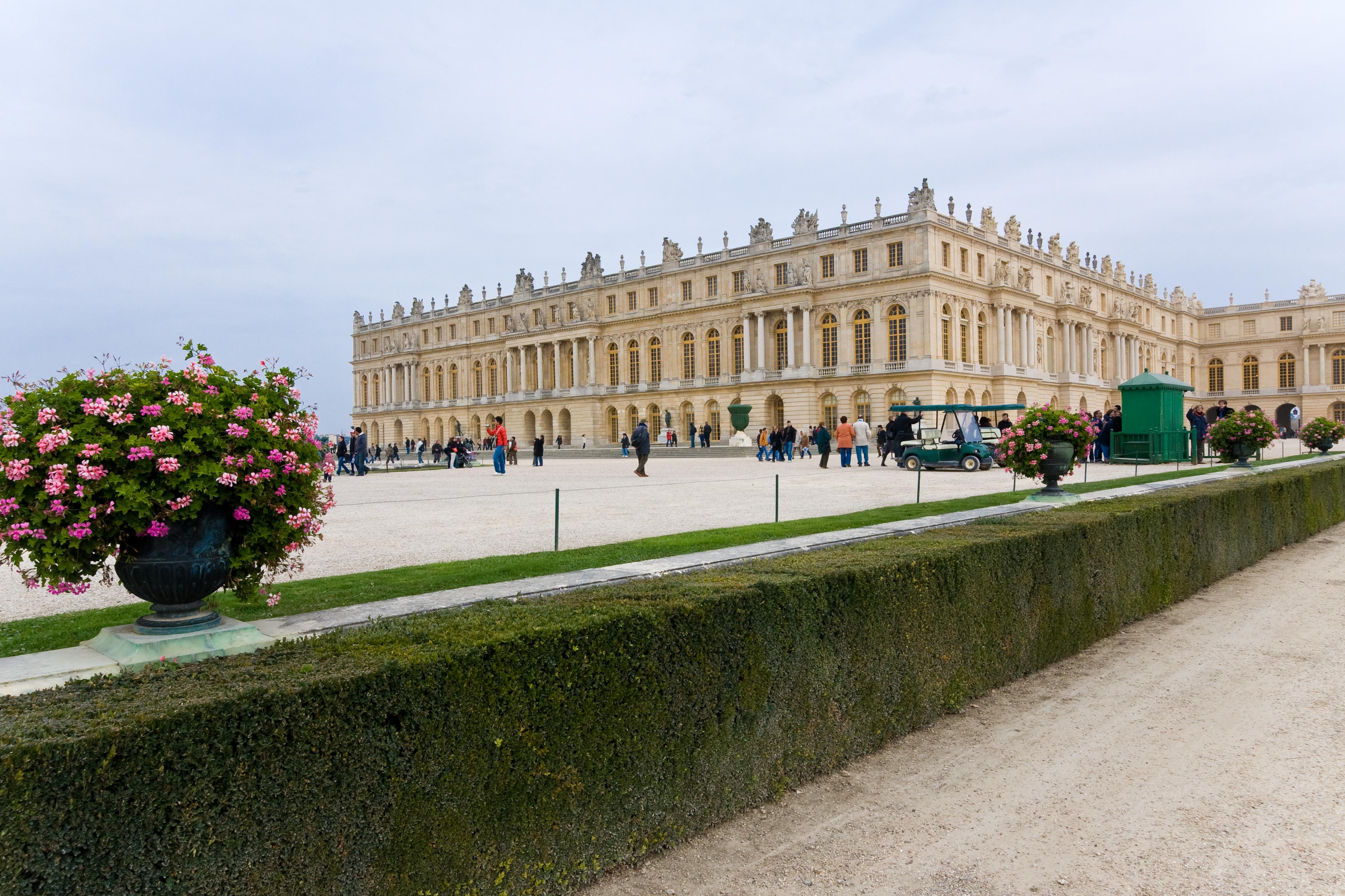 List of films shot at the palace of versailles - Photo chateau de versailles ...