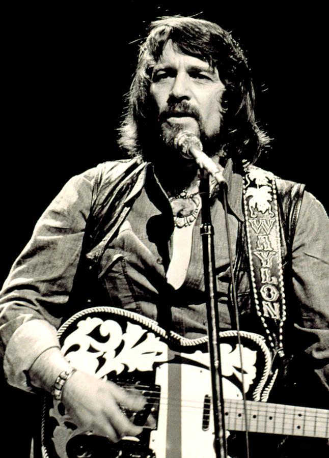 Waylon Jennings Folk Country