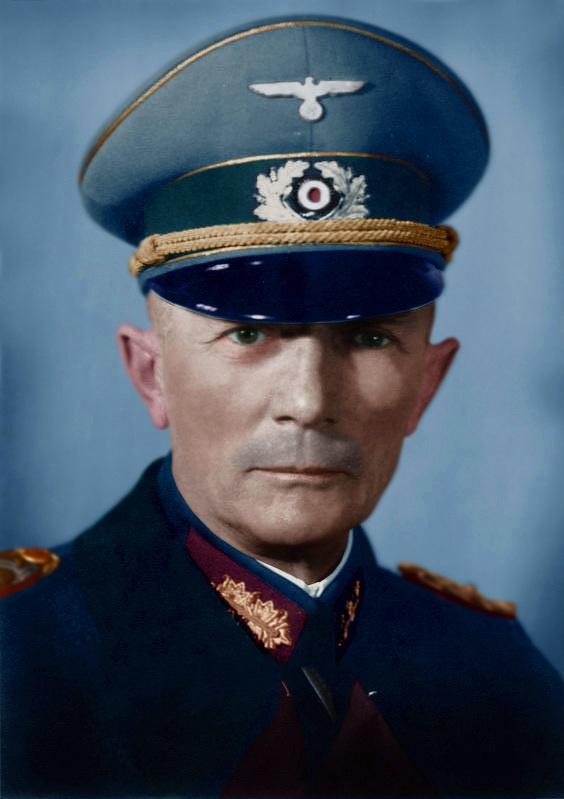 Ο Fedor von Bock (1880-1945)