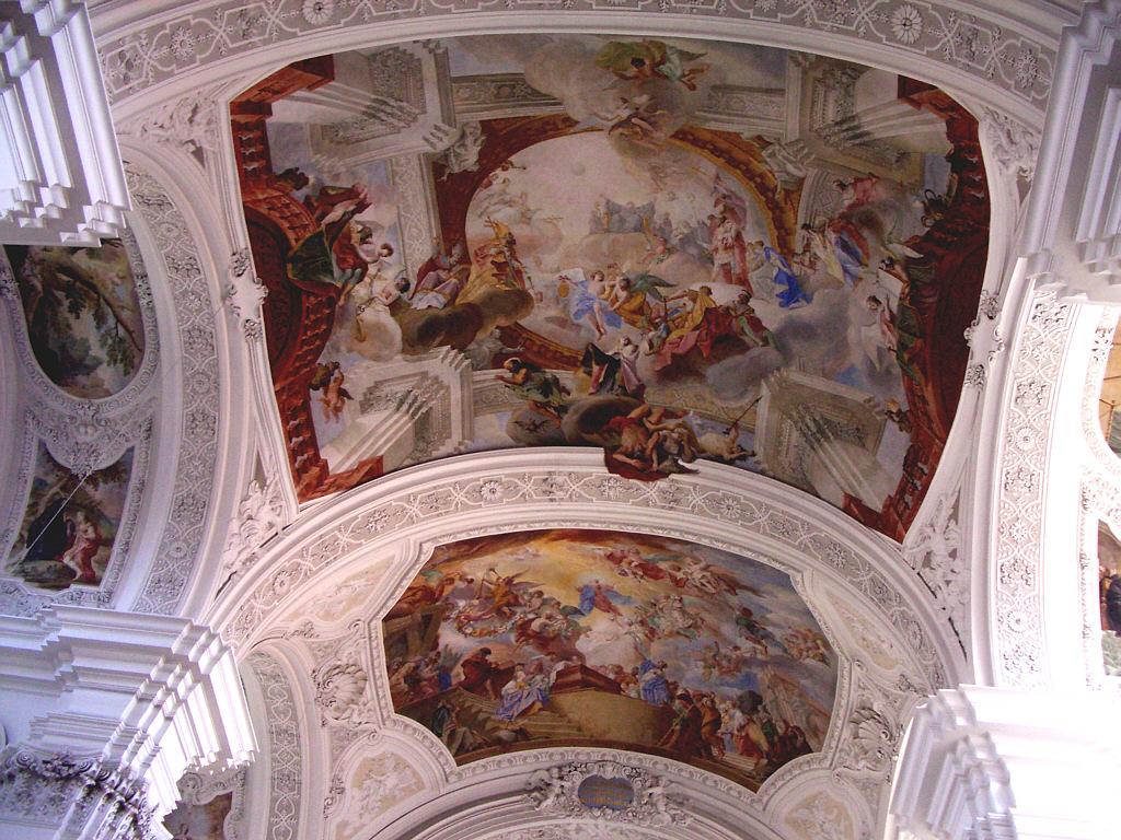 Bildergebnis für Weingarten: Rokoko-Klosterkirche St. Martin