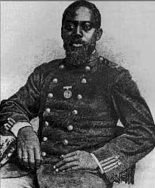 Sgt. William Harvey Carney Medal of Honor recipient.