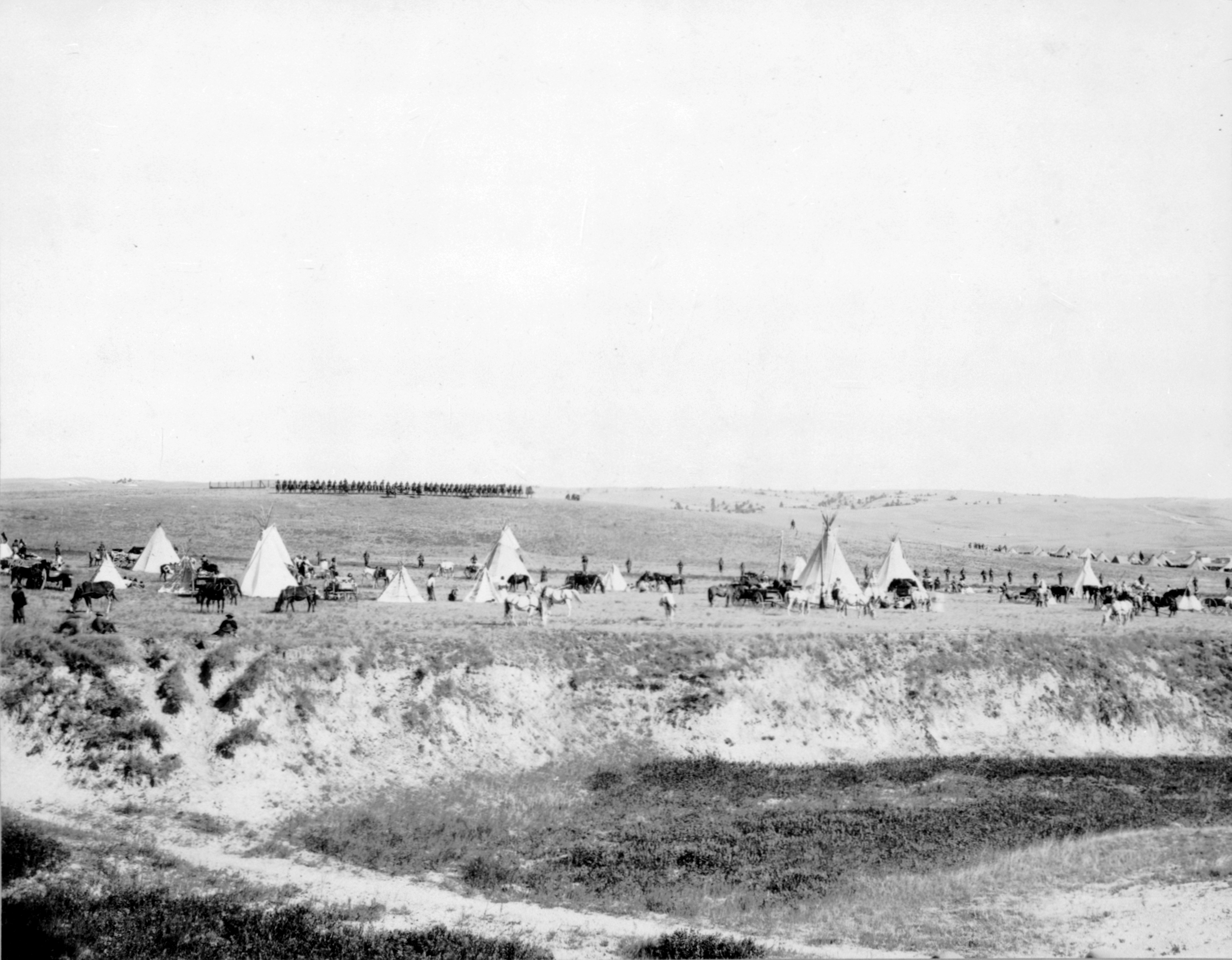 a look at the importance of the wounded knee creek in the introduction of the american indian moveme Wounded knee – bury my heart under a pile of they made camp that night at wounded knee creek despite having read a fair bit of american-indian history.
