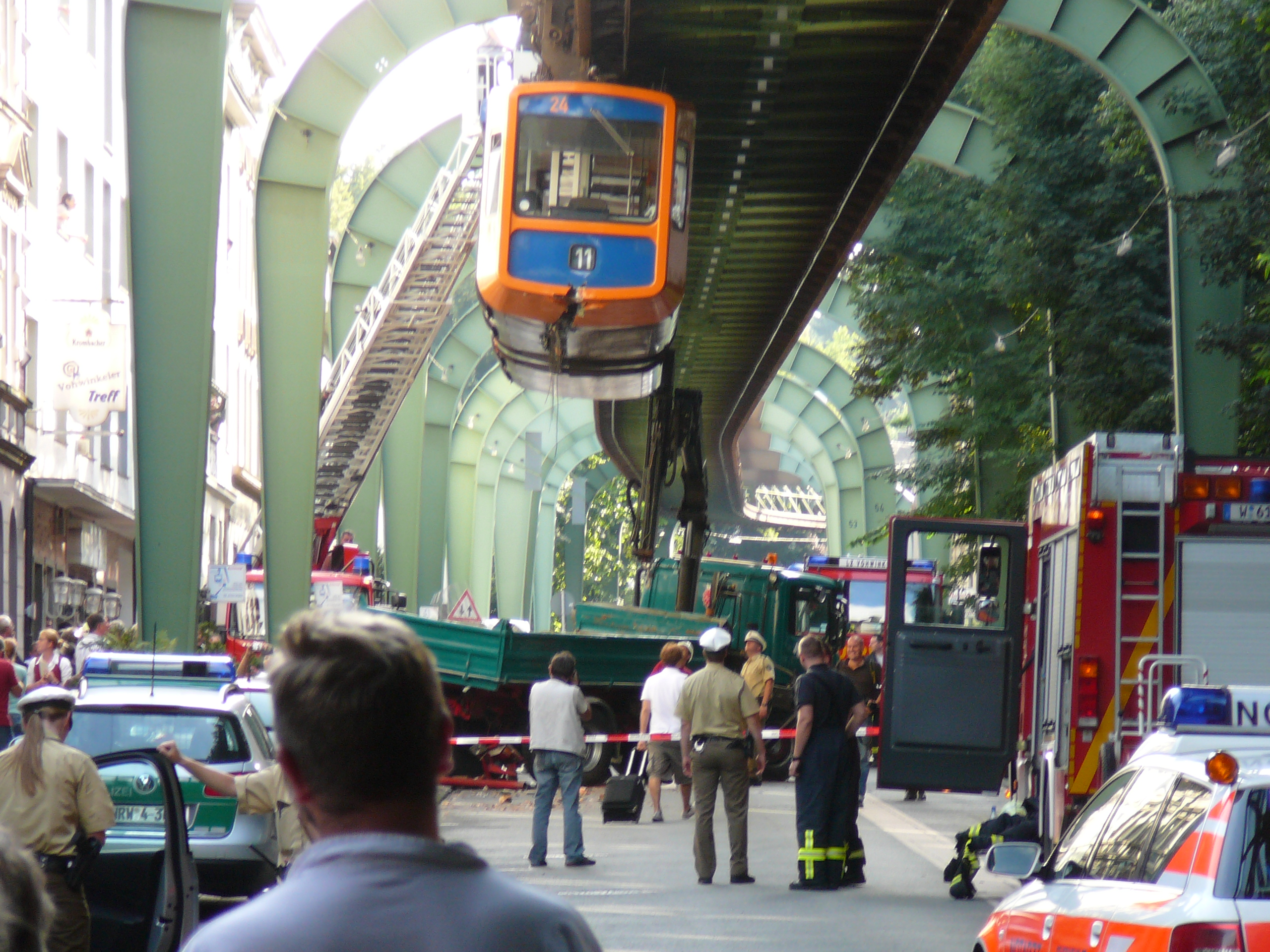 Milan Car Accident
