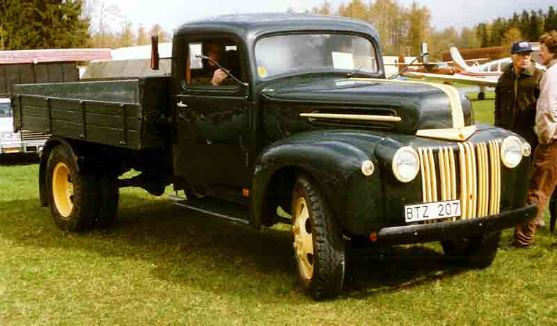 The Best 1947 Ford Truck