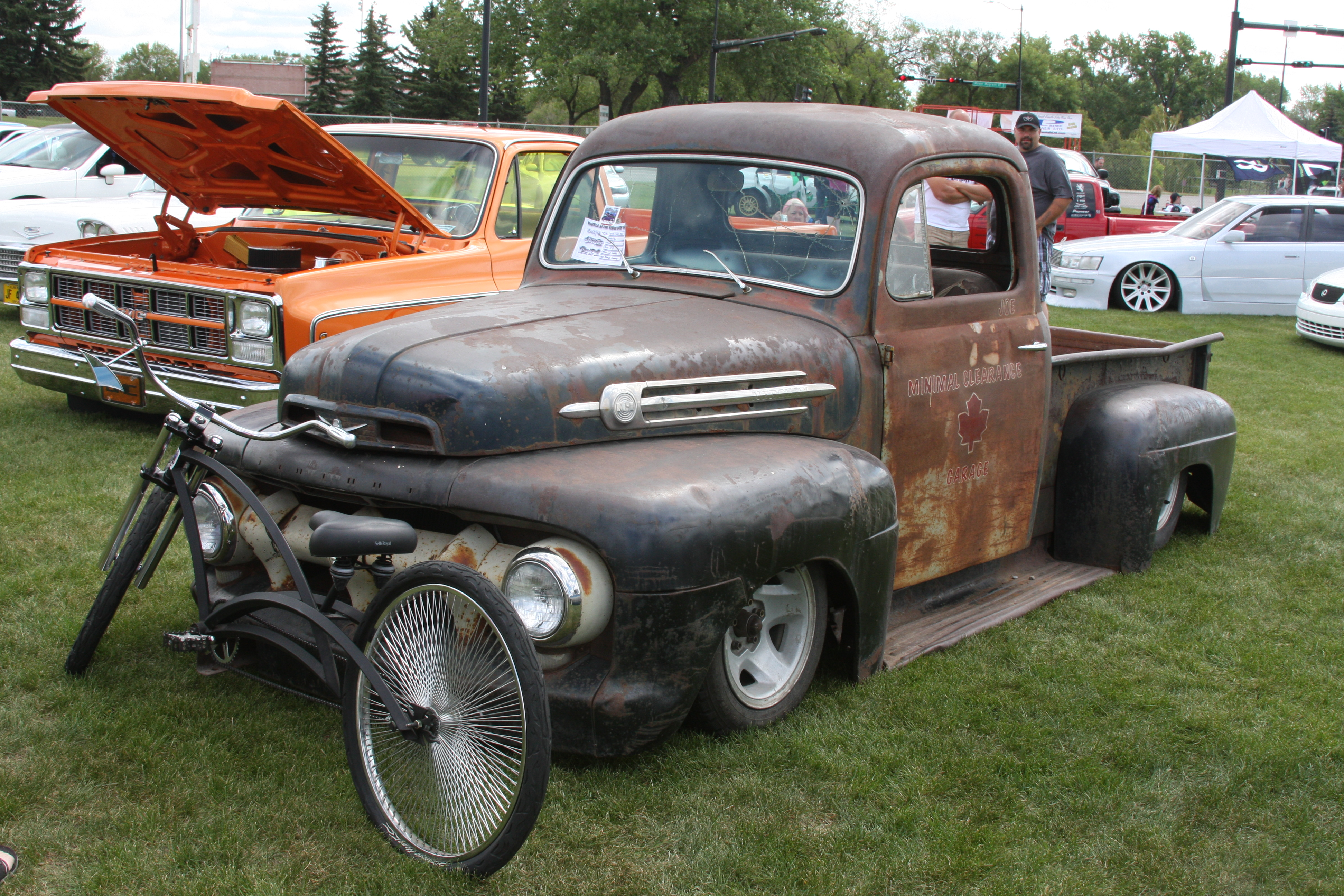 file 1952 ford f series truck 9307362071 jpg wikimedia. Black Bedroom Furniture Sets. Home Design Ideas