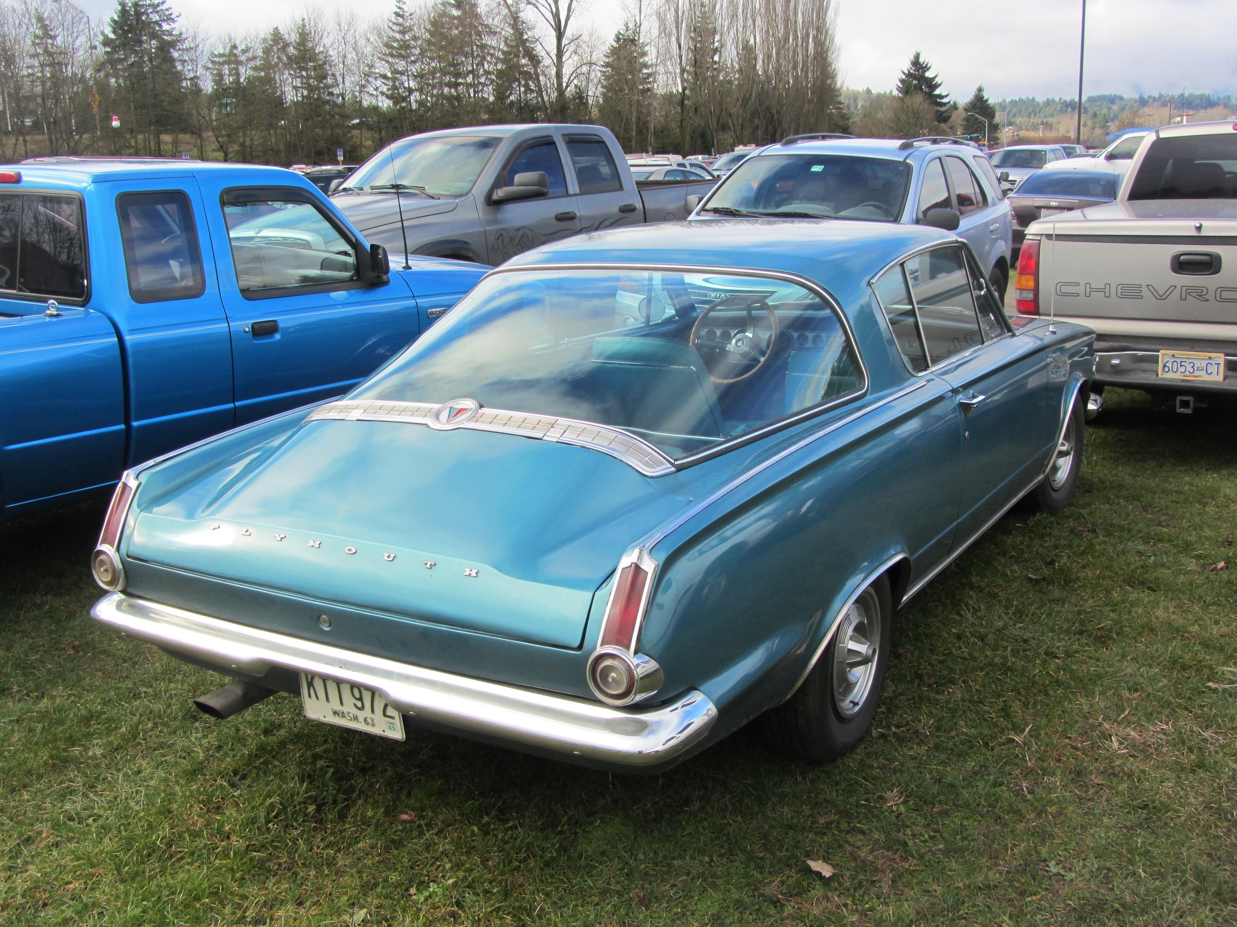 File:1965 Barracuda (8499469126) jpg - Wikimedia Commons