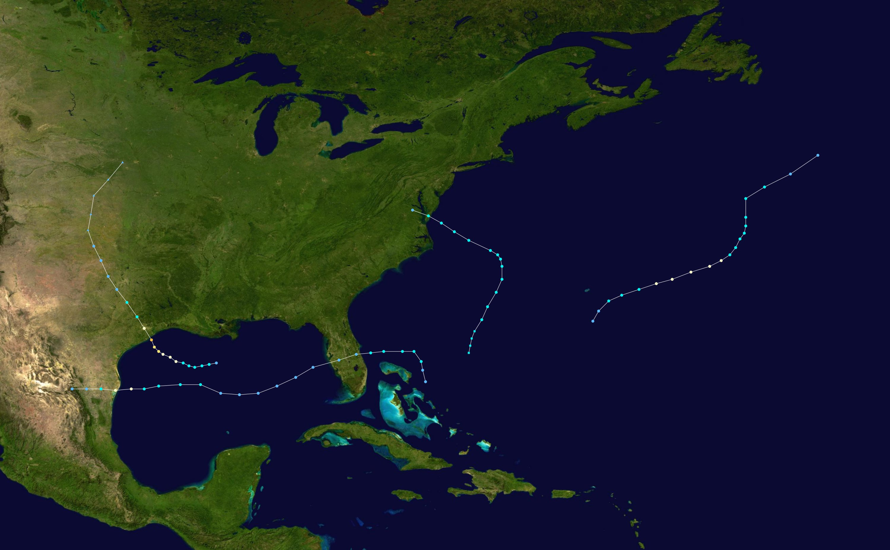 1995 Atlantic hurricane season