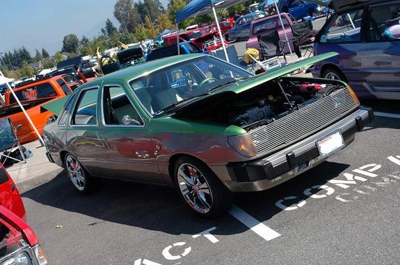 file 1984 ford tempo sedan customized wikimedia mons Ford Fairmont file 1984 ford tempo sedan customized