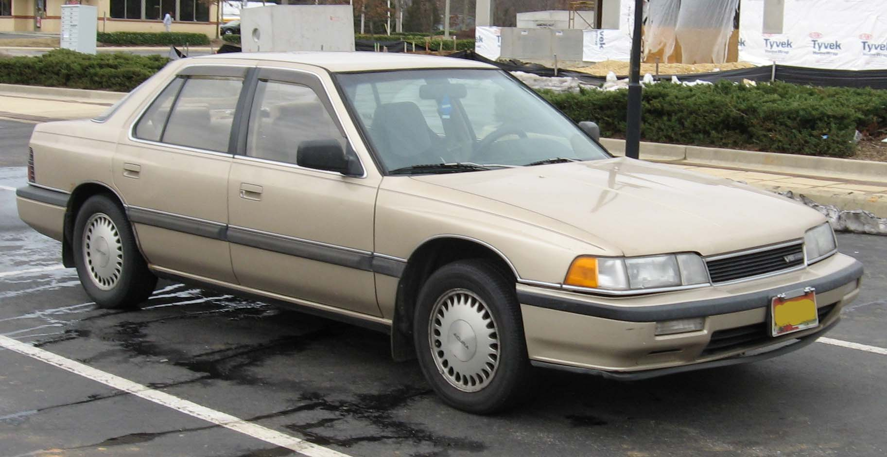 File 1st Acura Legend Jpg Wikimedia Commons