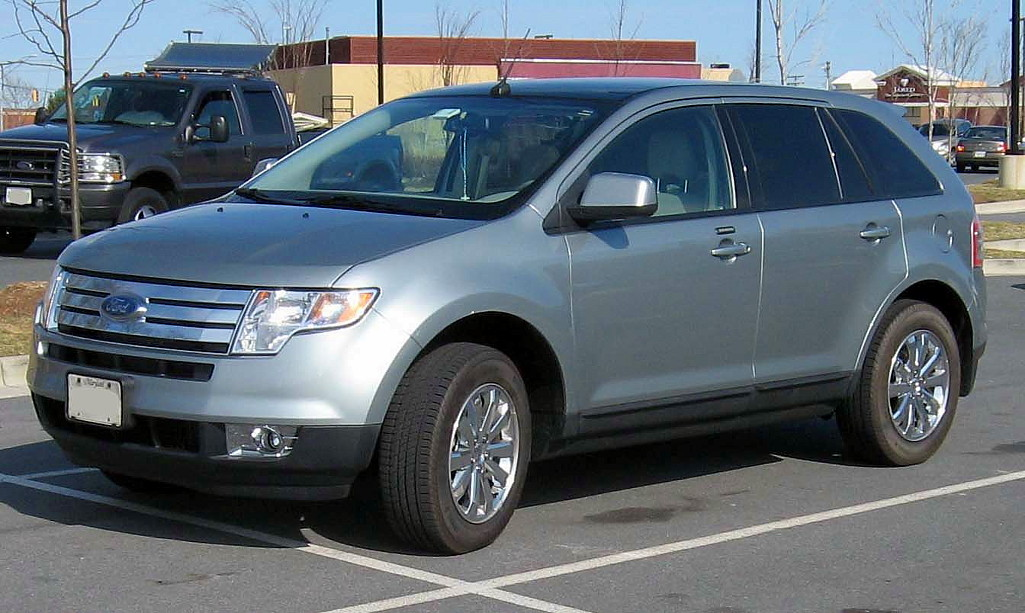 File:2007-Ford-Edge-SEL-1.jpg - Wikimedia Commons