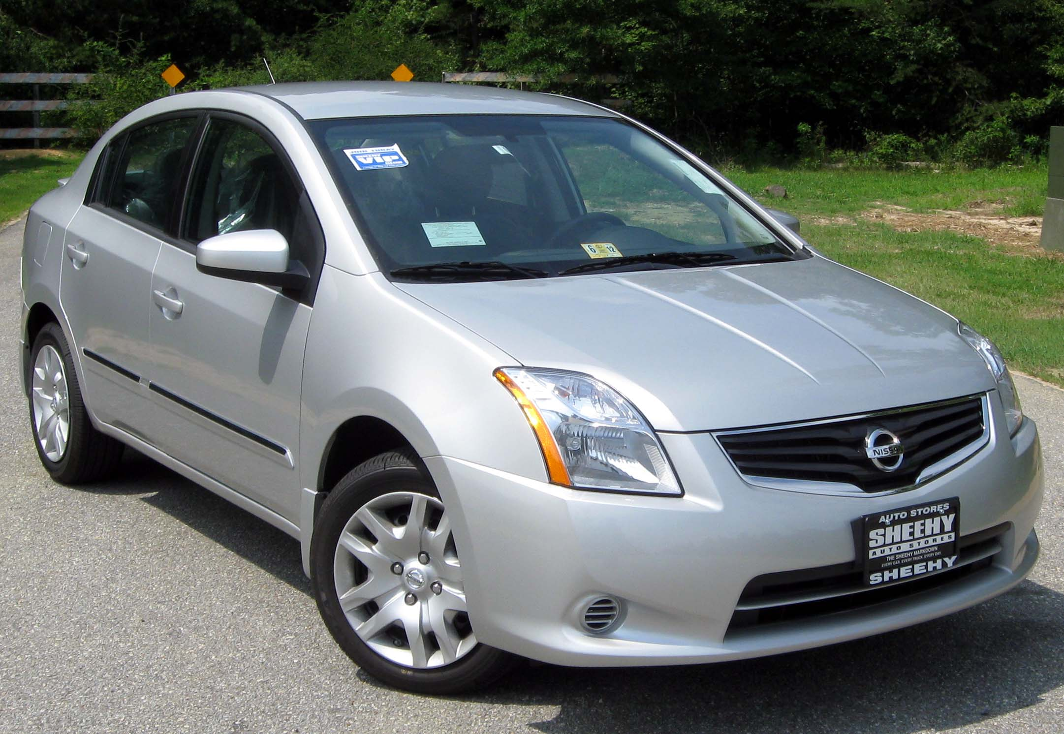file:2011 nissan sentra 2.0 s -- 07-13-2011 - wikimedia commons