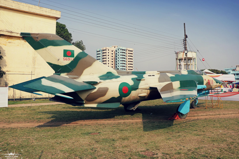 File56911 Bangladesh Air Force A 5C Fantan 41620083511