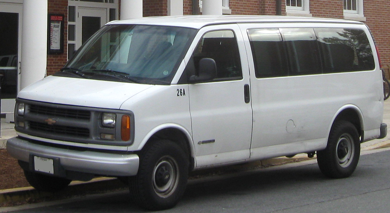 Car Photo Gallery Chevrolet Express 2500