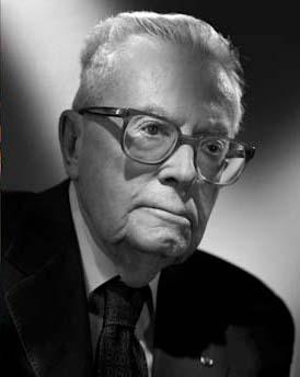 L'économiste Français Maurice Allais