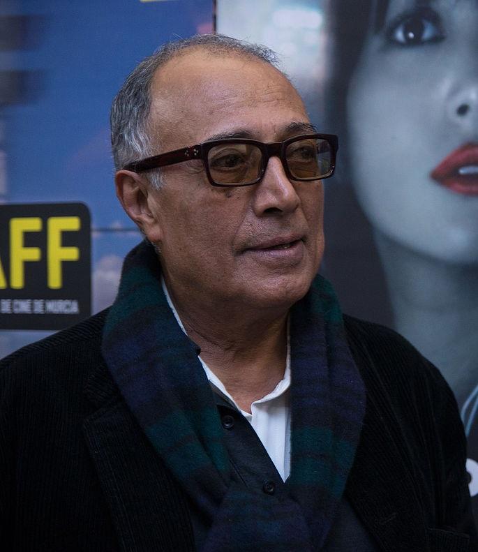 Kiarostami in 2013