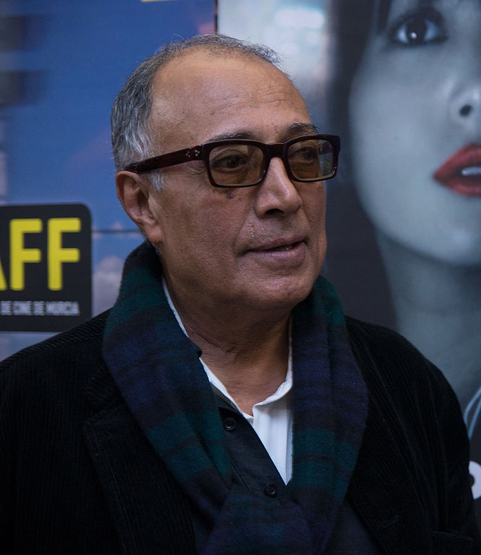 Image of Abbas Kiarostami from Wikidata