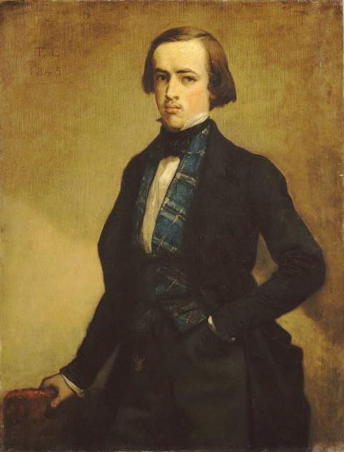 Portrait of Adolphe Moreau