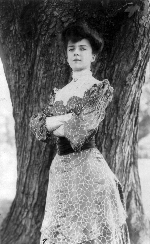 Alice Roosevelt Longworth cph.3b03020 - Wedding Dresses Under 300