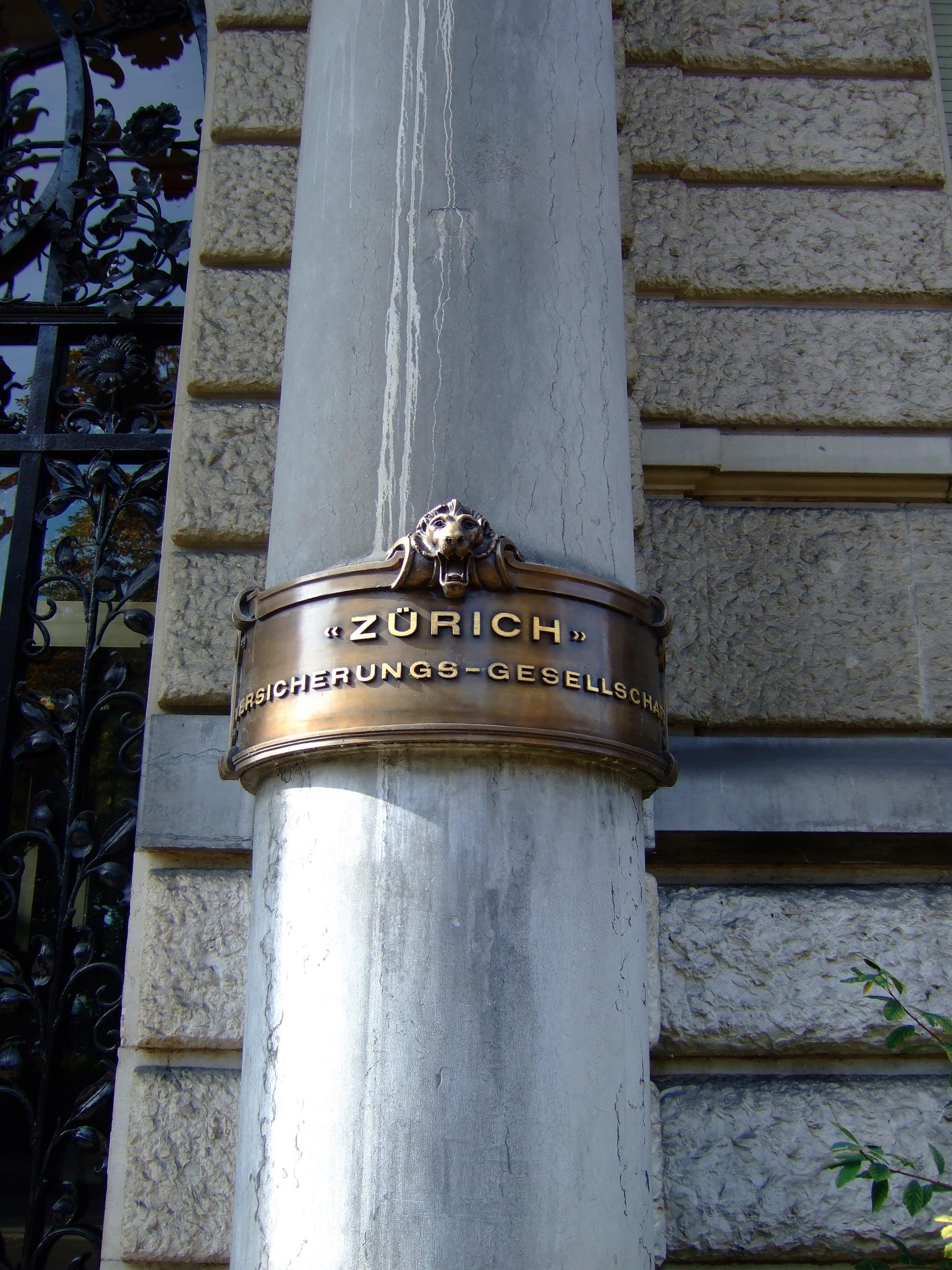 File Altes Logo Zurich Versicherung Jpg Wikimedia Commons