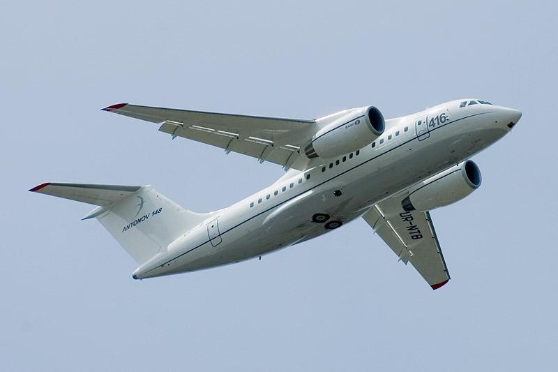 Украина прешил запретить Российской Федерации использовать самолеты «Ан» зарубежом