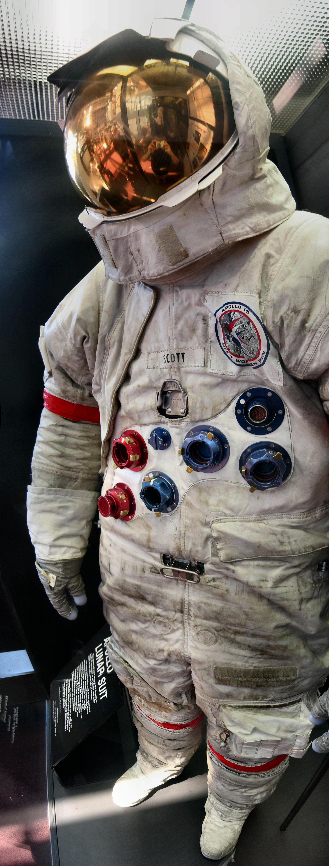 apollo space suit x ray - photo #16