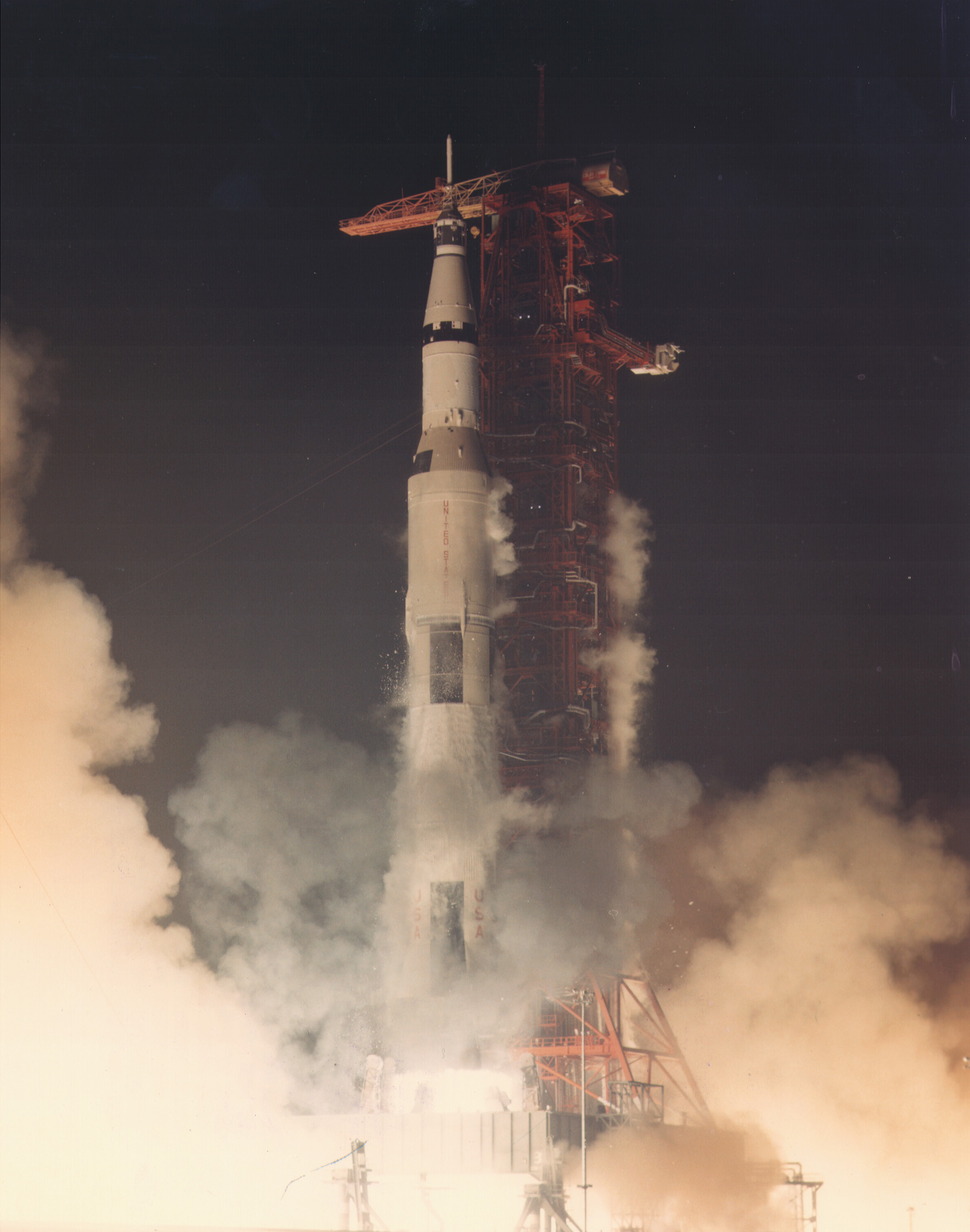 apollo 12 rocket - photo #19