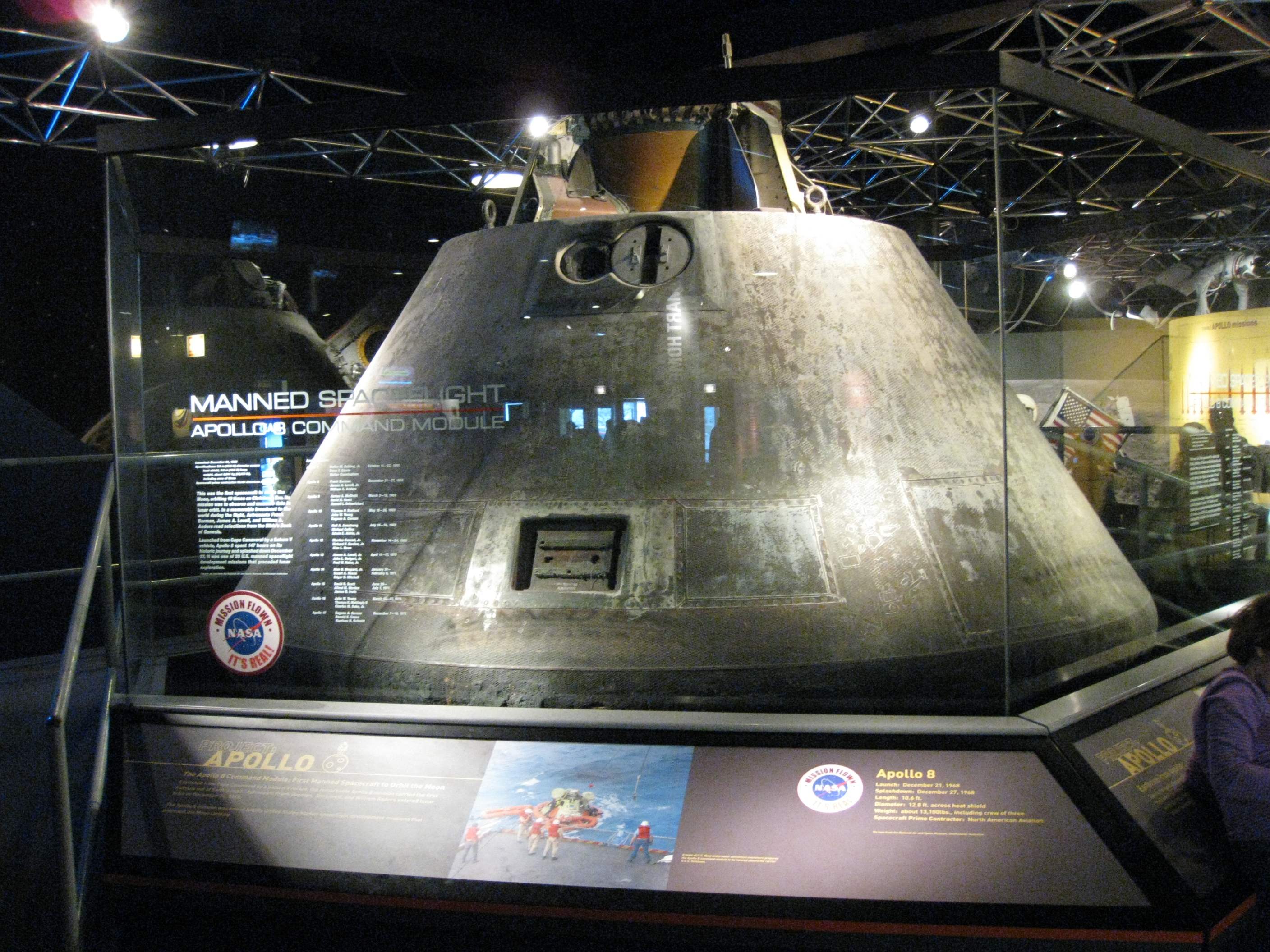 Apollo Command Module 9 - Pics about space