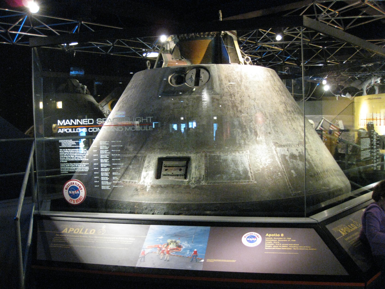 Apollo Command Module 9 - Pics about space