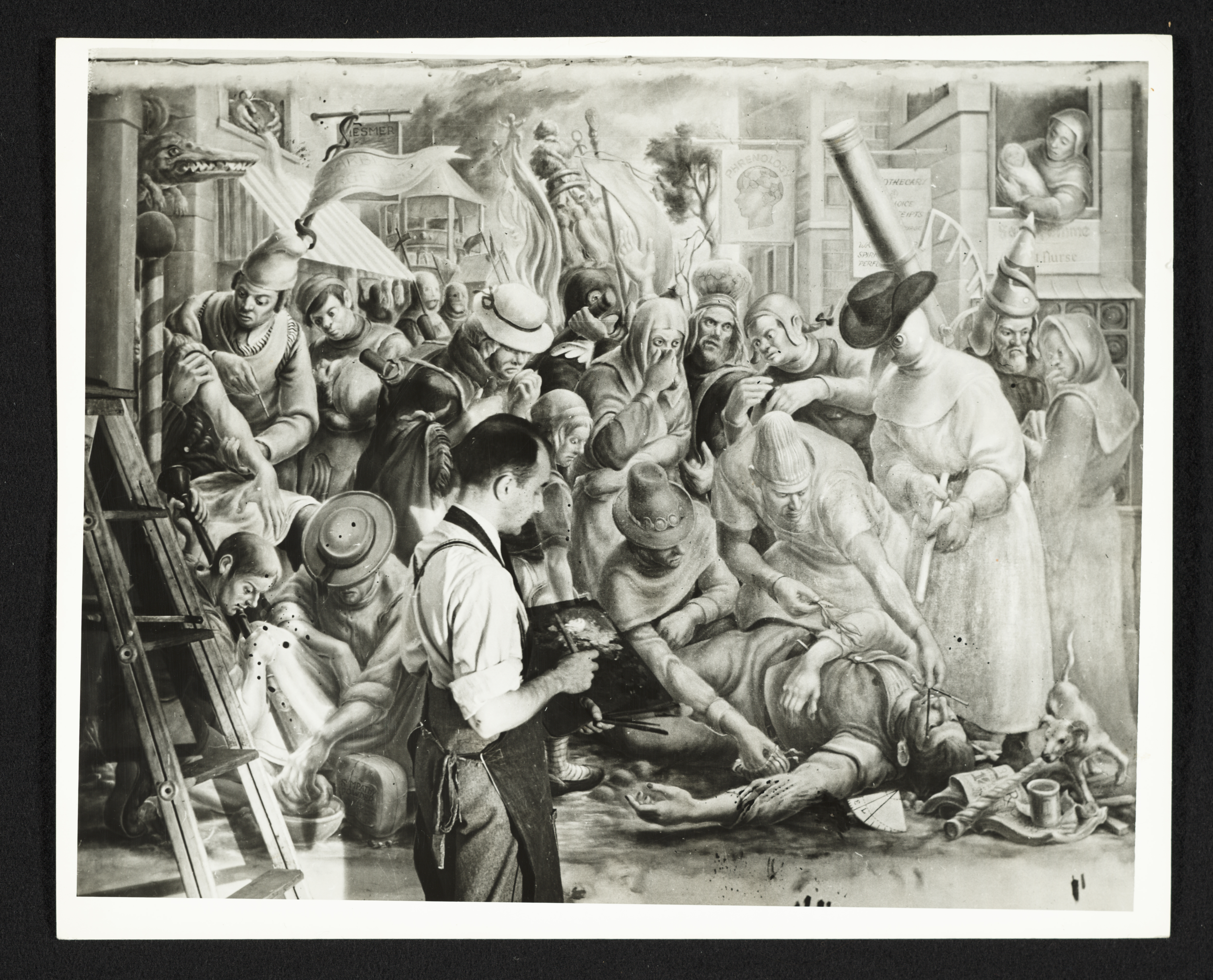 american art during the great depression They believed that the solution to urban problems in american life and the great depression was for the united distress during the great depression.