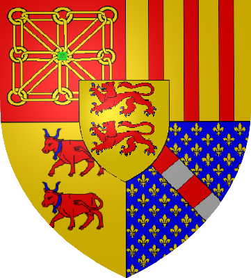 File Armoiries Navarre Foix Png Wikimedia Commons