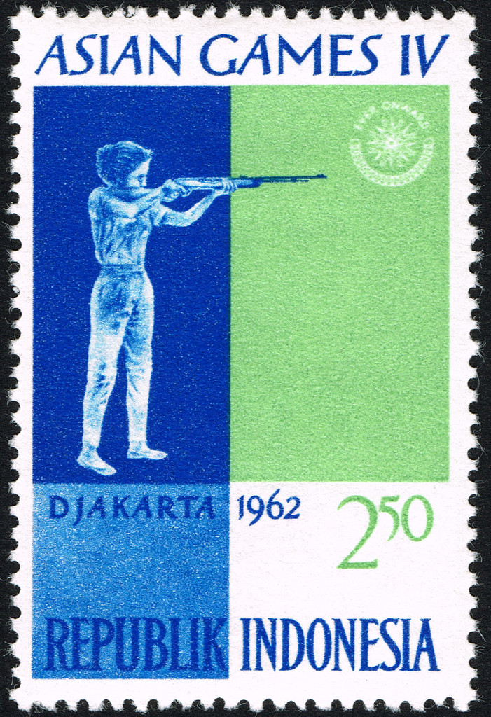 Asian Games Indonesia 1962