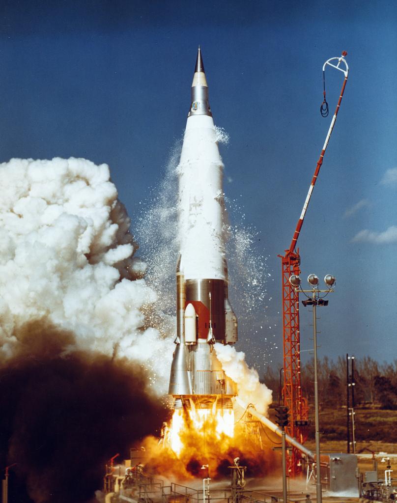 nasa rocket crashes paintings - photo #14