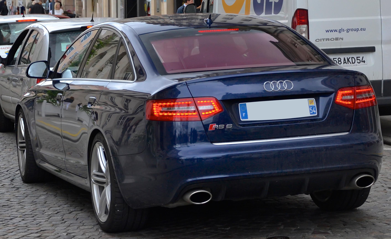 Kekurangan Audi Rs6 2008 Spesifikasi