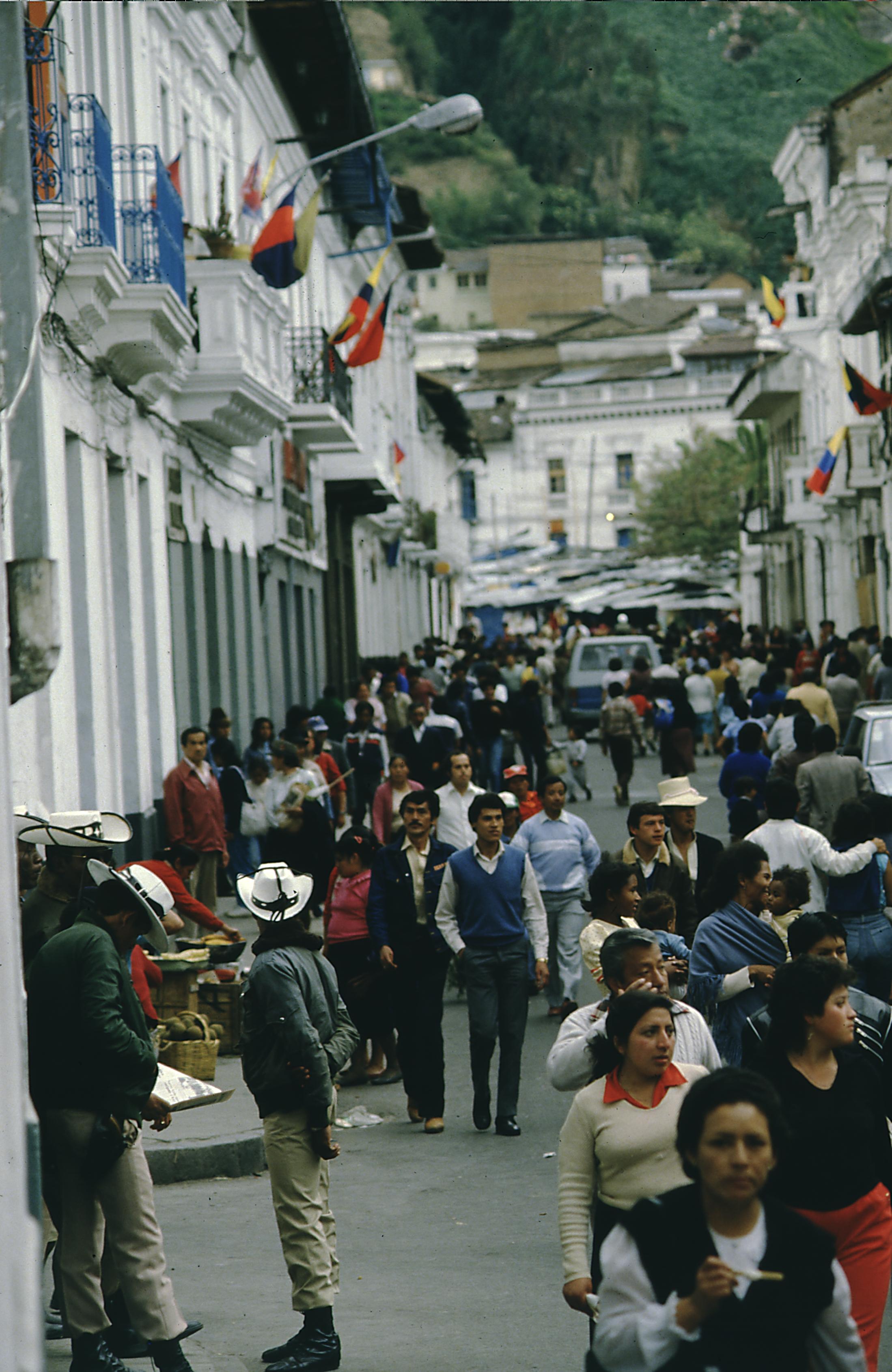 Ecuador dating etiquette