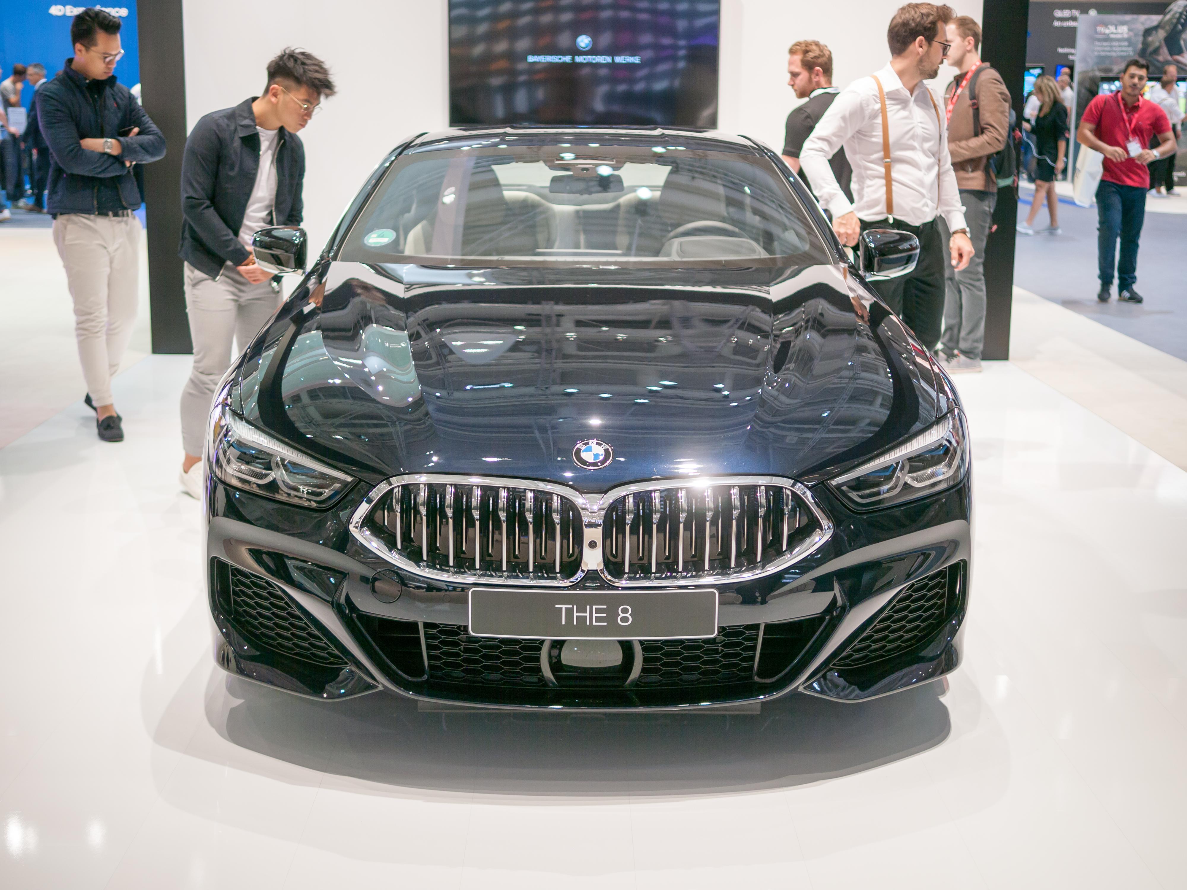 565beca4e0a6ff File:BMW 840d, IFA 2018, Berlin (P1070296).jpg - Wikimedia Commons