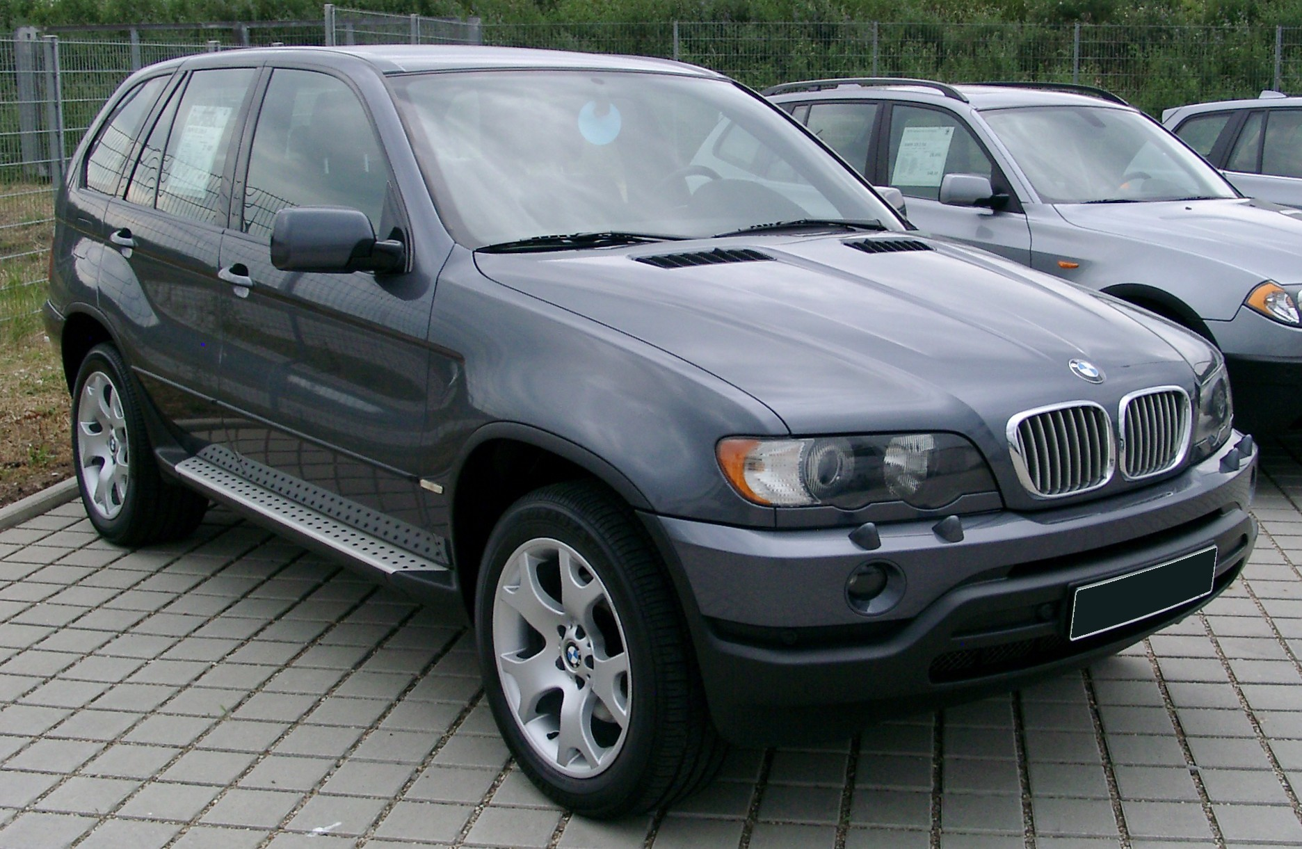 Bmw E53 Wikipedia Wolna Encyklopedia
