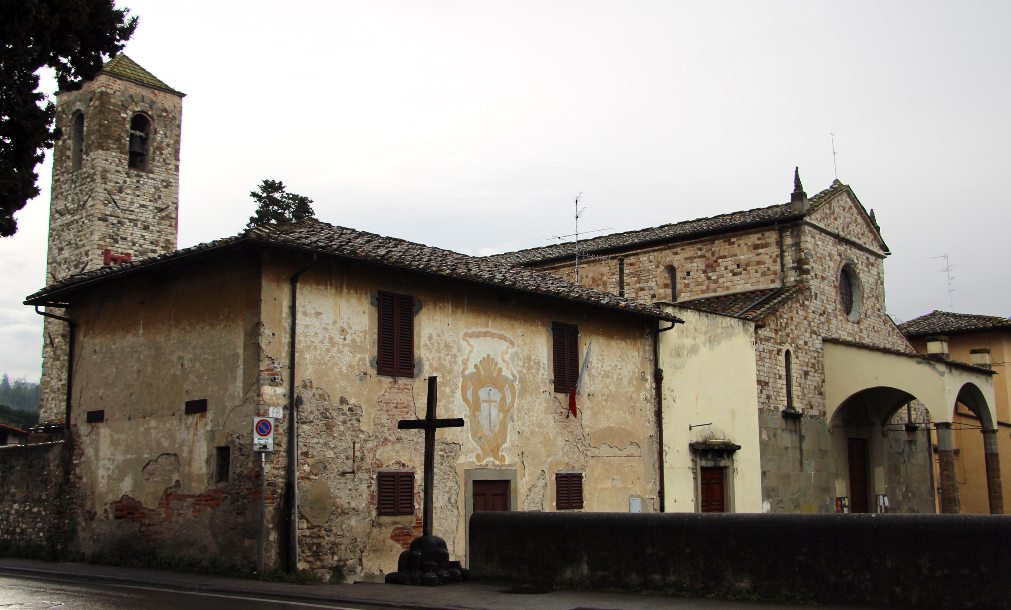 File Bagno A Ripoli Pieve Di San Pietro 03 Jpg