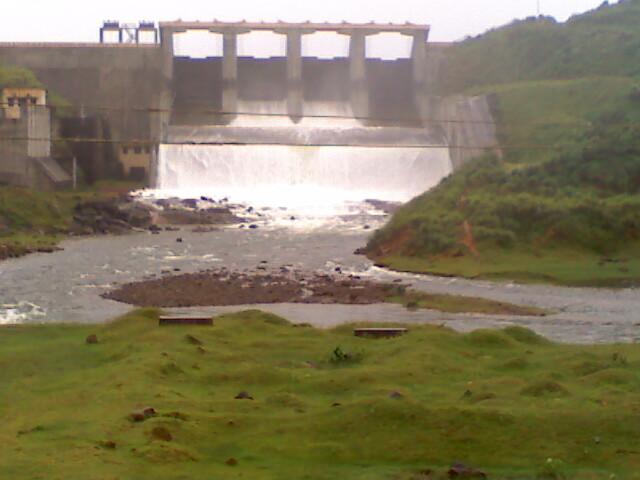 Wayanad Banasura Hills Dam