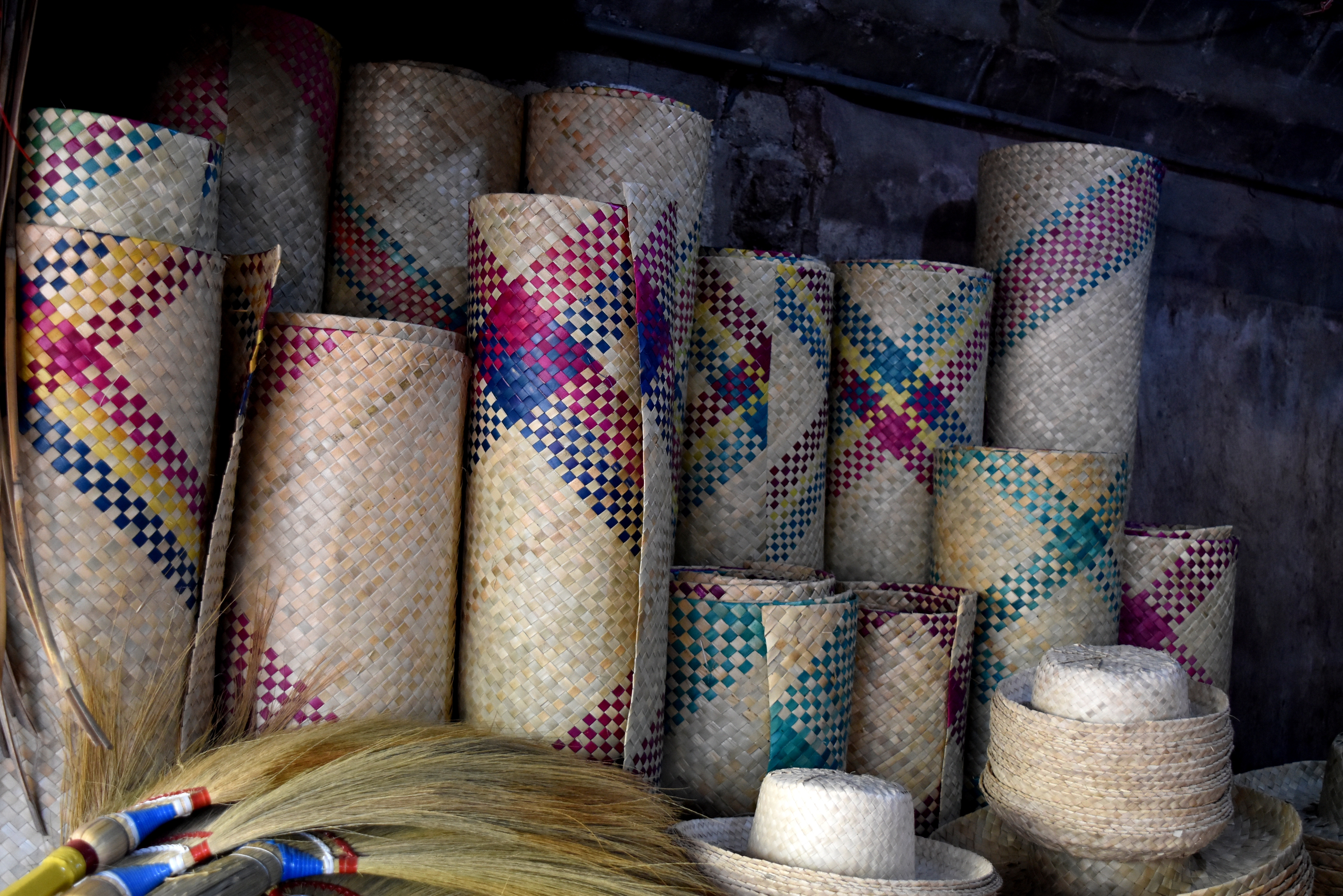 Natural Floors Vine Antique Bamboo Carpet Vidalondon