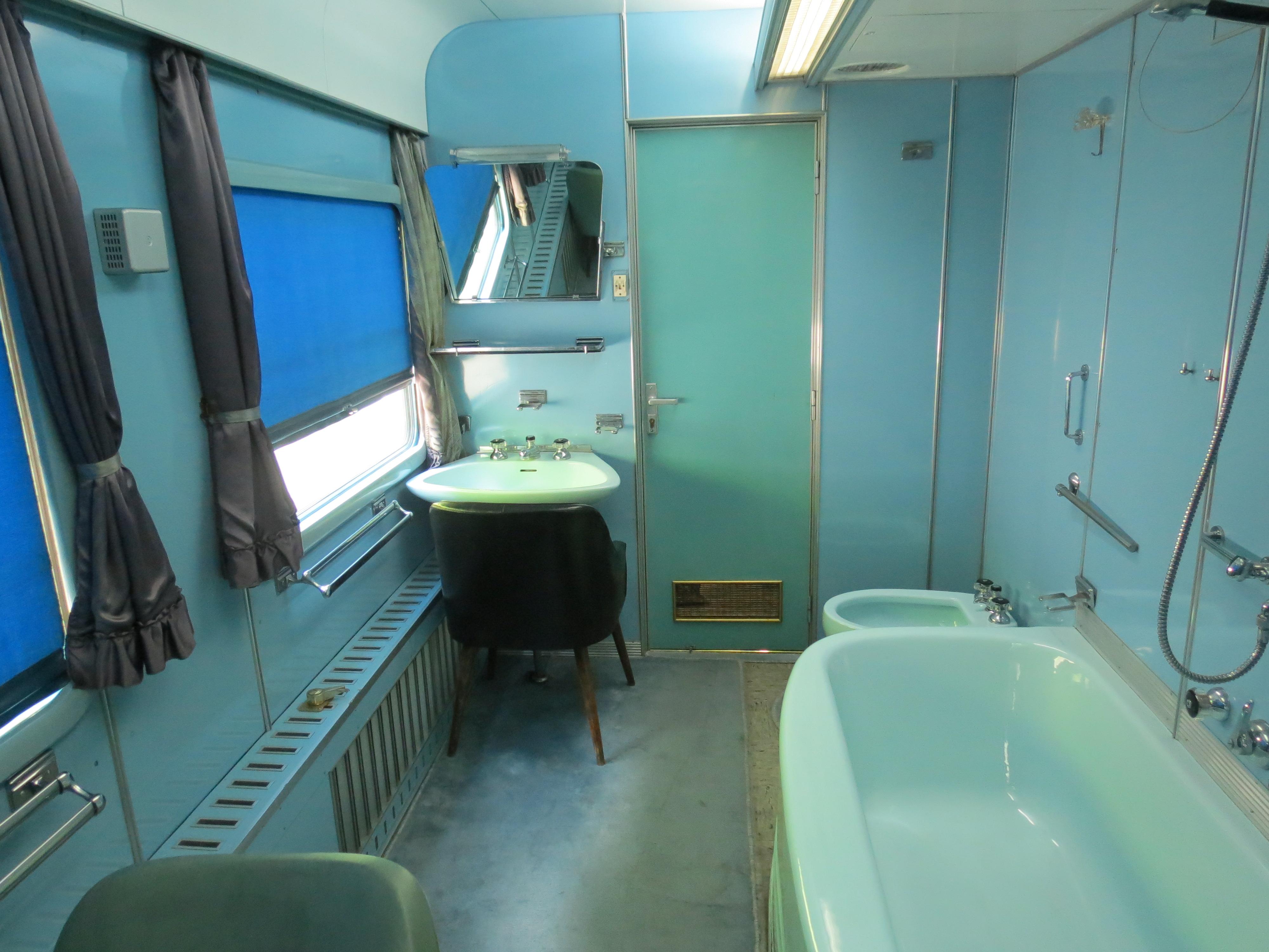 Комната для отдыха Тито