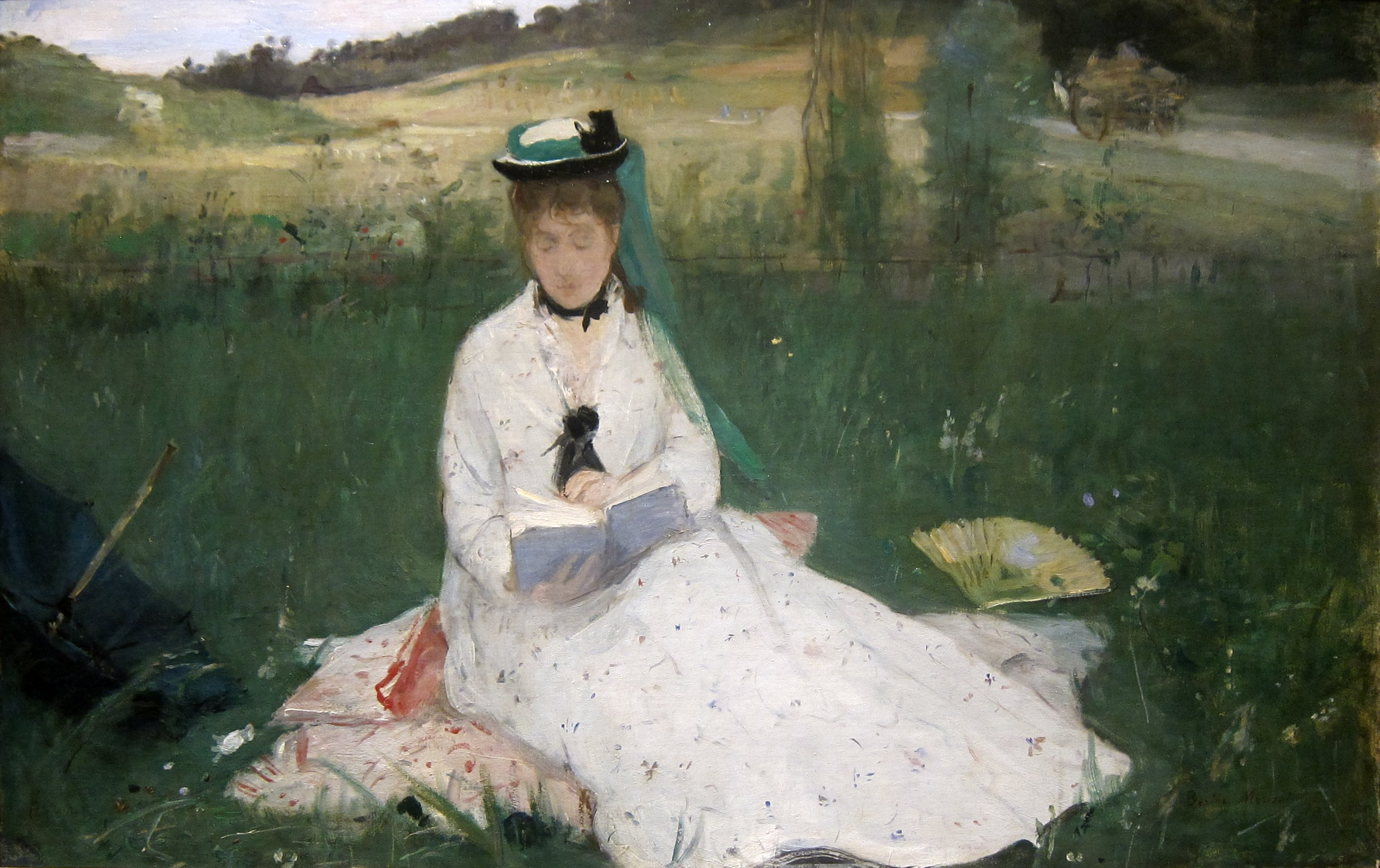 CC, Wikemedia Commons, Wmpearl (Berthe Morisot)