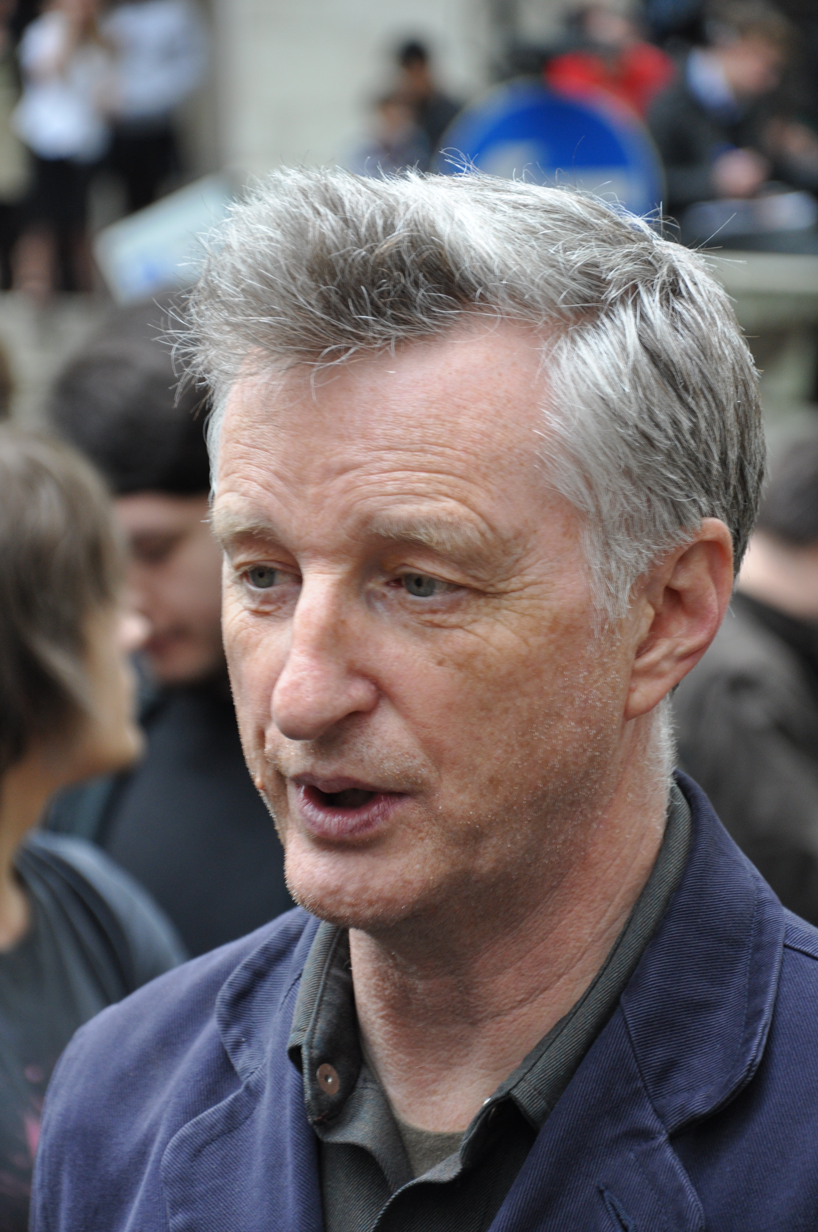 Picture of an author: Billy Bragg